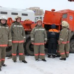 первое построение добровольцев Новокуйбышевск