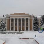 Дворец культуры Новокуйбышевск