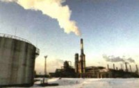центр по переработки нефти