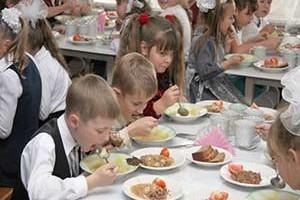расходы на питание в школах