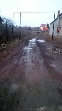 Нет асфальта в Малом Томылово