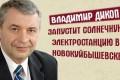 Владимир Дикоп будет курировать в городе строительство солнечной электростанции