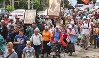 6 августа в городе пройдет Крестный Ход