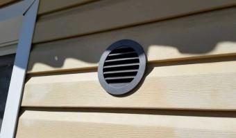 Приточный клапан в стену: нюансы его обустройства в системе вентиляции