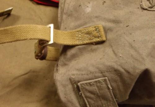 Армейский вещевой мешок в магазине «Атака»