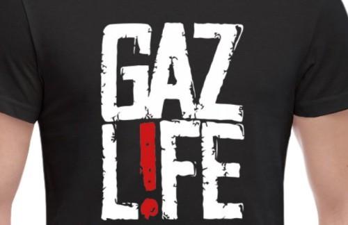 Оригинальная одежда Газгольдер
