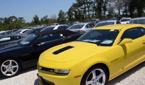 Покупка подержанного автомобиля из Соединенных Штатов