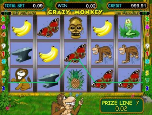 Игровой автомат The Money Game