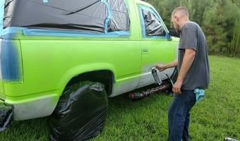 Краска Raptor – профессиональный кузовной ремонт