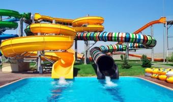 Экономный отдых в аквапарке в Казахстане