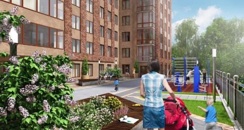 Квартиры премьер-класса в ЖК «Ривьера Парк» 2