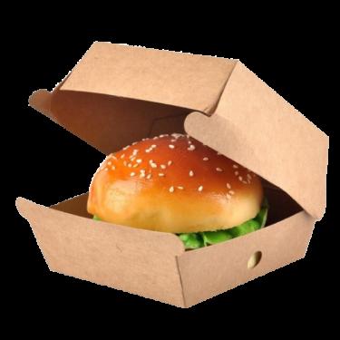 Бургер: быстро, вкусно, сытно