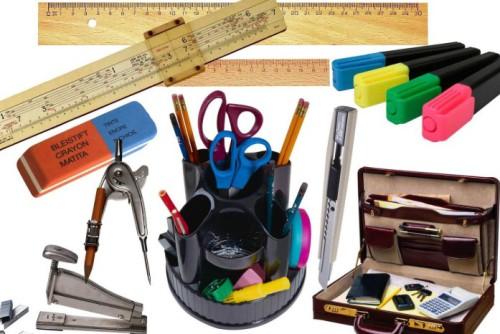 Канцелярские товары для школы и офиса