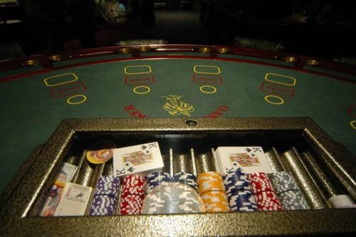 В самарской гостинице нашли казино