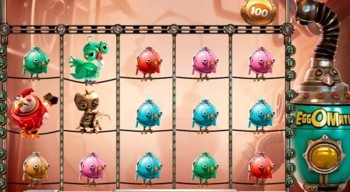 Игровой слот EggOMatic