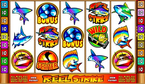 Автомат онлайн Reel Gems