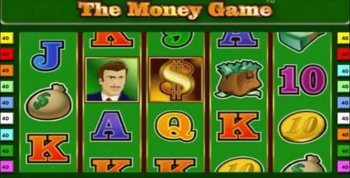 Игровой автомат The Money Game 2