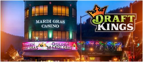 Подробности дебюта DraftKings в казино Марди Грас